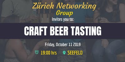 sBier Brewery tour and networking in Seefeld ( non-members welcome)