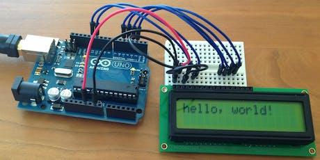 Al Warsha: The Arduino workshop tickets