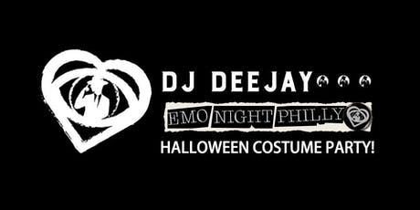Emo Night Philly Halloween Costume Party! tickets