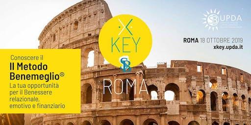 X-Key. Conoscere il Metodo Benemeglio® - Ingresso gratuito