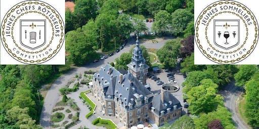 Gala Chaine des Rotisseurs Belgium Grand Chapitre