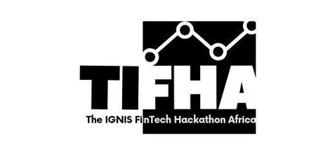 THE IGNIS FINTECH HACKATHON AFRICA tickets