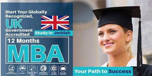 UK MBA Seminar - Jeddah