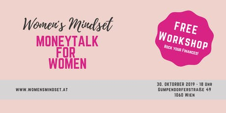 Moneytalk for Women-Rock your finances! Tickets