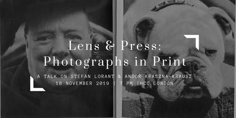 Lens & Press: Photographs in Print tickets