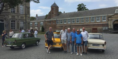 DAF 33 Erfgoedrit door Breda, incl lunch