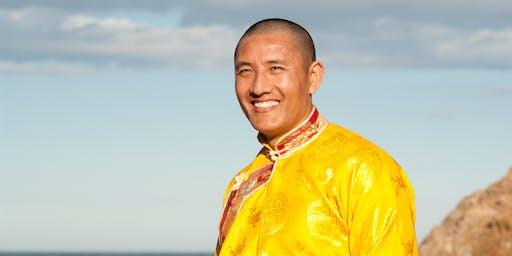 Traditionelle Tibetische Achtsamkeitsmeditation