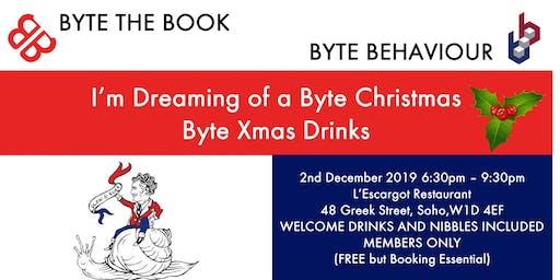 Byte Christmas  - Members Drinks 2019
