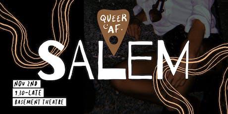 QUEER AF - Salem tickets
