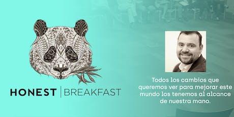 Honest Breakfast con Iván Nabalón entradas