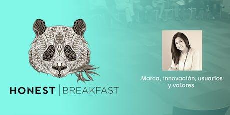 Honest Breakfast con Fabia Silva entradas