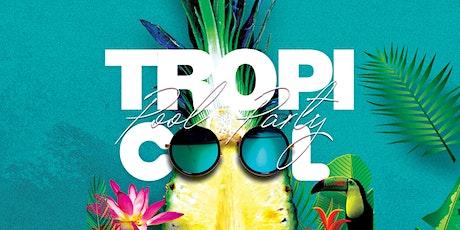 Tropicool Pool Party - Oceans Beach Club entradas