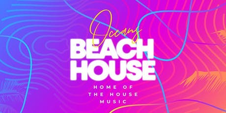 Oceans Beach House - Oceans Beach Club tickets