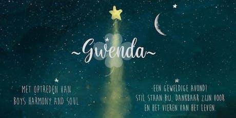 Kerst met Gwenda tickets