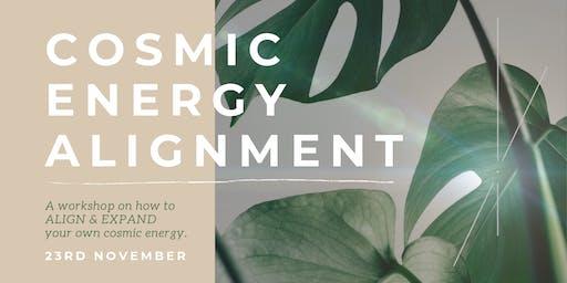 Cosmic Energy Alignment Workshop