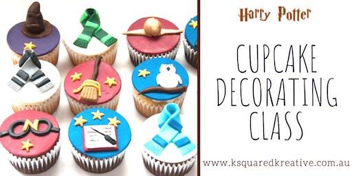 26 October - KIDS Kingsley: Cupcake Decorating Class
