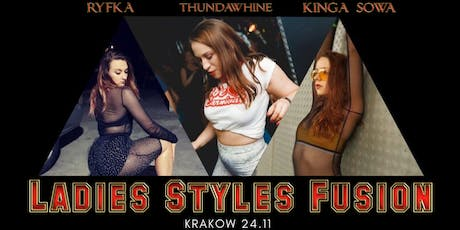 Ladies Styles Fusion tickets
