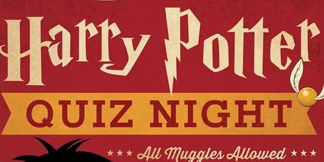 Girlguiding Merseyside - Harry potter quiz tickets