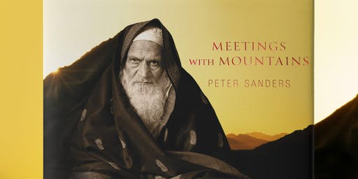 Meetings with Mountains: Book launch & conversation with Peter Sanders