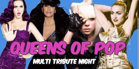 Queens Of Pop Multi Tribute Show tickets