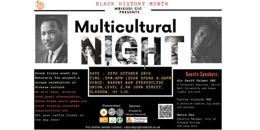 Multicultural Night: The uniqueness of  culture and diversity