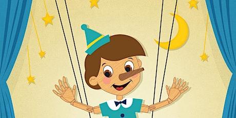 Nottingham Playhouse Theatre Company presents: Pinocchio tickets