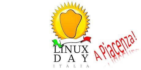 LinuxDay Piacenza biglietti