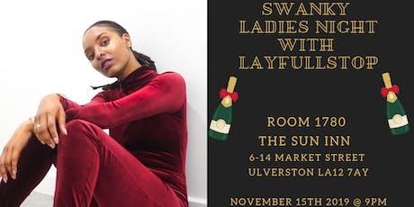 Swanky Ladies Night tickets