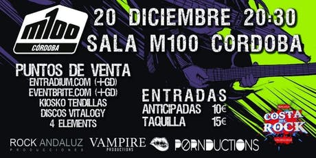 Nu Metal Hell X-Mas Party Córdoba entradas