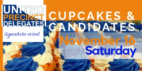Cupcakes & Candidates Presented By UPD tickets