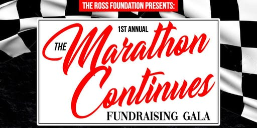 The Marathon Continues Fundraising Gala