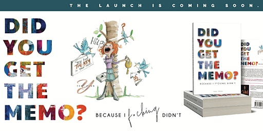 Australian Book Launch - Did You Get The Memo by Yemi Penn