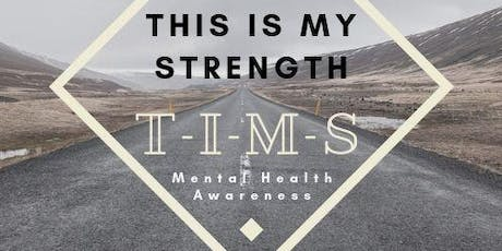 Mental Health 365 - This Is My Strength Launch tickets