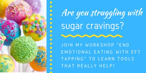 End Emotional Eating with EFT tapping - the Workshop (5th of November)