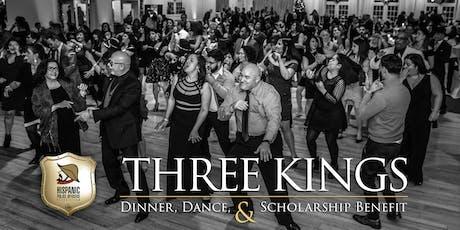 Three Kings Scholarship Benefit tickets