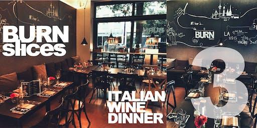 Italian wine dinner 3