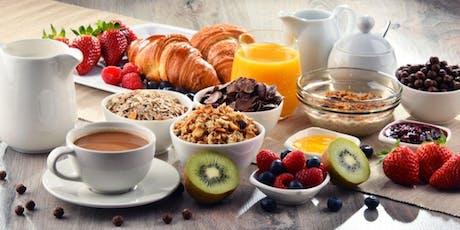"""Ontbijtsessie: """"We eat leads for breakfast"""" tickets"""