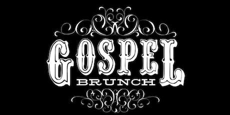GOSPEL - A soulful Sunday brunch tickets