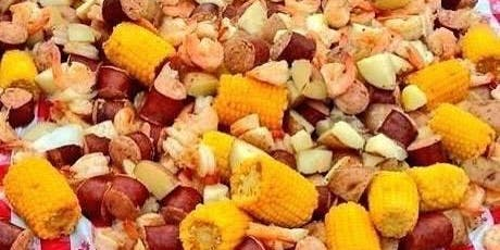 Ravens Watch Party//Low-Country Shrimp Boil!