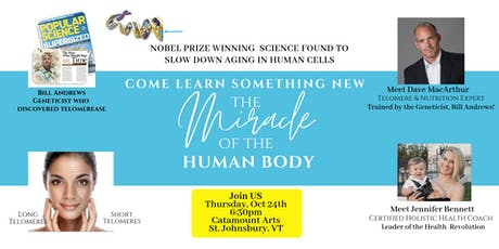 Come Learn The Miracle of the Human Body tickets