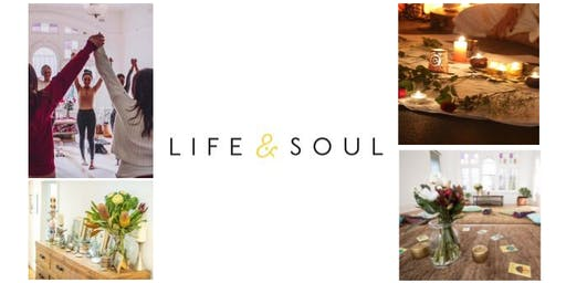 Life & Soul - Healing by donation (SOLD OUT)