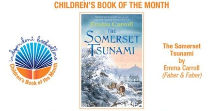 Book signing with Emma Carroll tickets