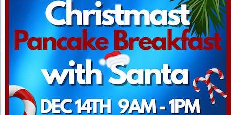 Pancake Breakfast with Santa tickets