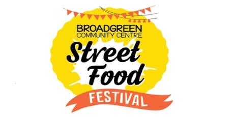 Broadgreen Community Centre Street Food Festival tickets