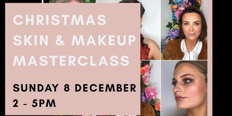 Layer Skincare x Violet Rose: The Christmas skin and makeup masterclass tickets