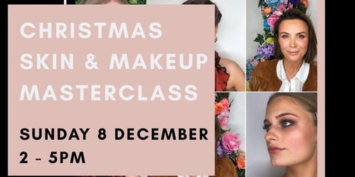 Layer Skincare x Violet Rose: The Christmas skin and makeup masterclass