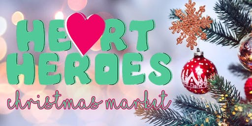 Christmas Market in aid of Heart Heroes
