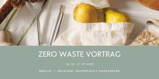 Zero Waste für Anfänger*innen