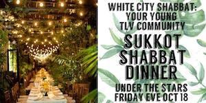 INVITATION: Young TLV Community Sukkot Shabbat Dinner,...