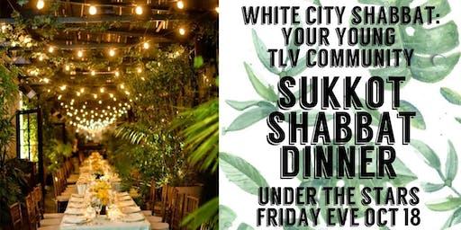 INVITATION: Young TLV Community Sukkot Shabbat Dinner, Oct 18